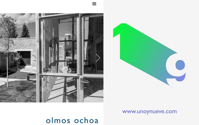 New Web Page Olmos Ochoa Arquitectos