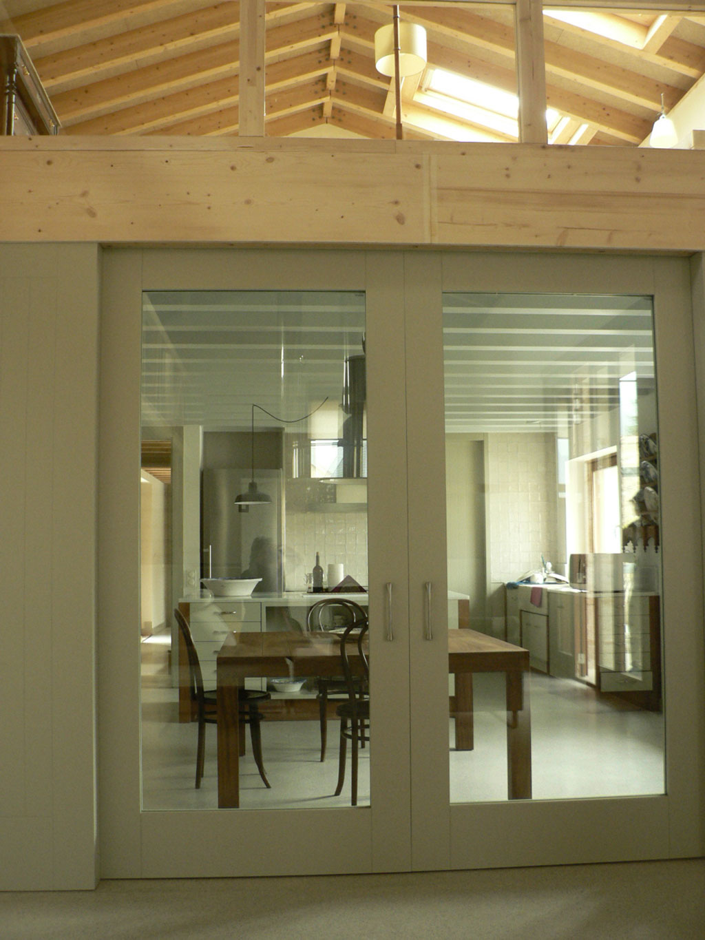 2012 Refurbishment of an old agricultural complex in a Single Family House Cabanillas de la Sierra, Spain