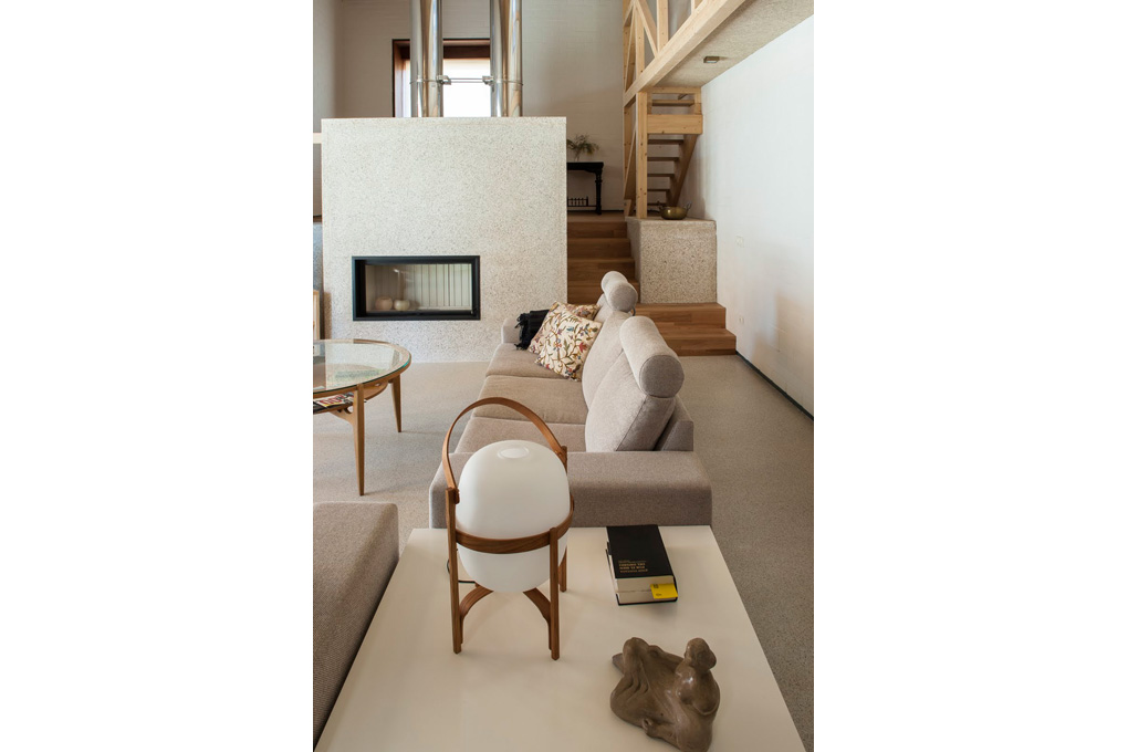 2012 Family House in an old agricultural complex, Cabanillas de la Sierra, Madrid