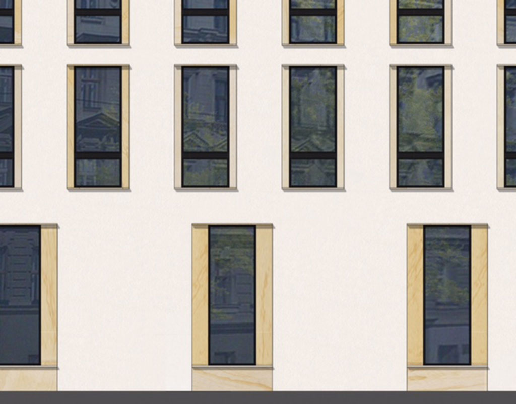 2012 Refurbishment and extension of a Secondary School Lessinggasse Vienna, Austria