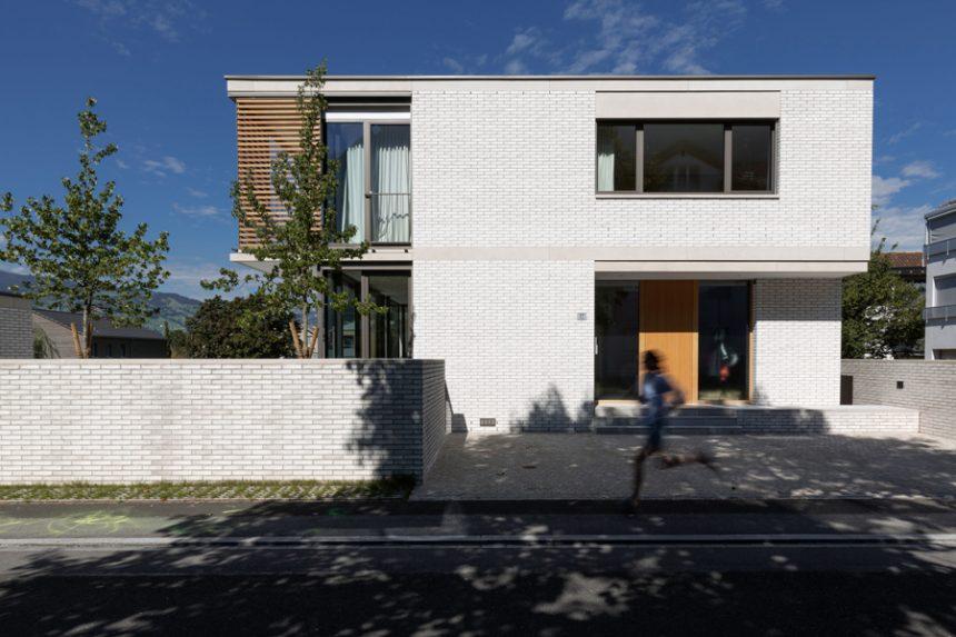 2020 The House in Schaan (Liechtenstein) is finished!