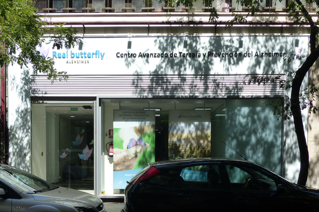 2014 Day Care Centre for Alzheimer's patients Madrid, Spain