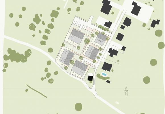 2018-2019 Neubau 24 Wohnungen in Nenzing für RIVA HOME