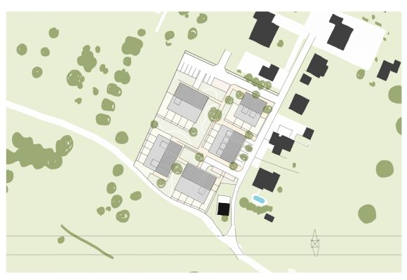 2019-2024 Housing Units in Nenzing, Austria, for RIVA HOME
