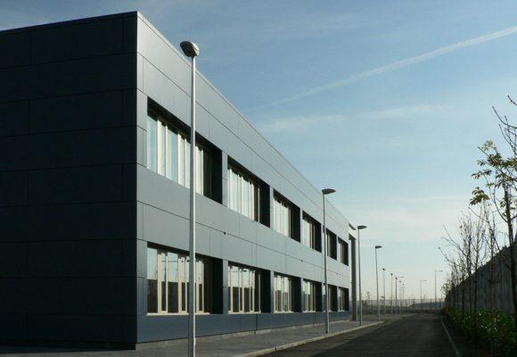 2006-2008 Research Centre FIDAMC. Scientific and Technological Park Getafe Sur