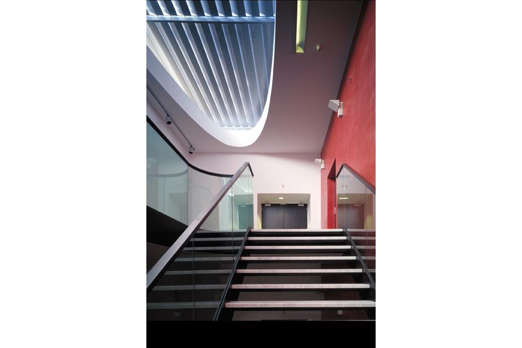 2000-2002 EF-2000 Headquarters. EADS / CASA, Getafe