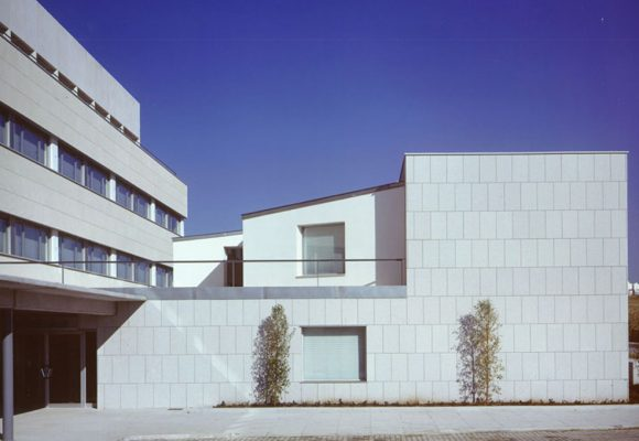 1996-2000 Clinic Jerez. ASISA, Jerez de la Frontera