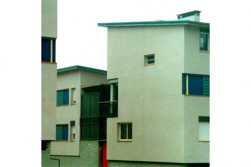 1989- 1993 Social housing in Vallecas, Madrid