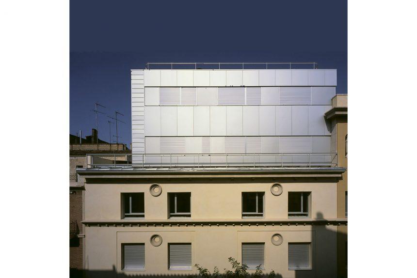 1997-2002 Clinic Perpetuo Socorro. ASISA, Lleida