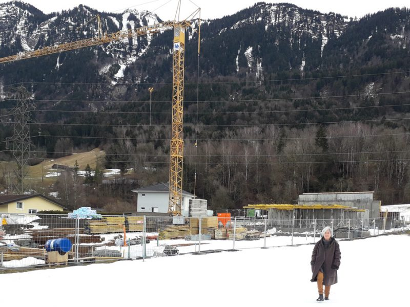 Feb 2021 The construction works of the Nenzing town houses have just started